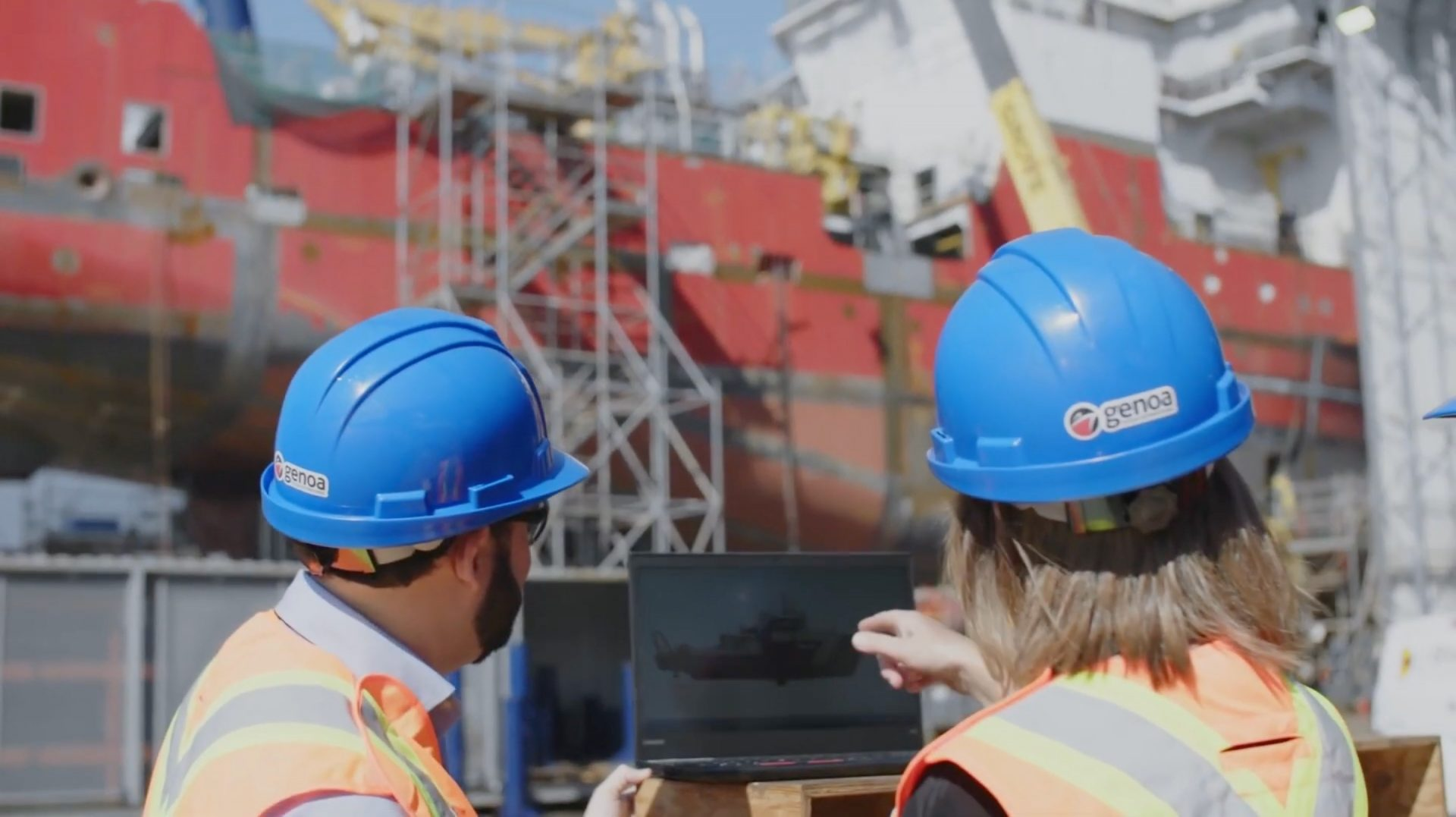 New intelligent planning tool for shipyards - Video