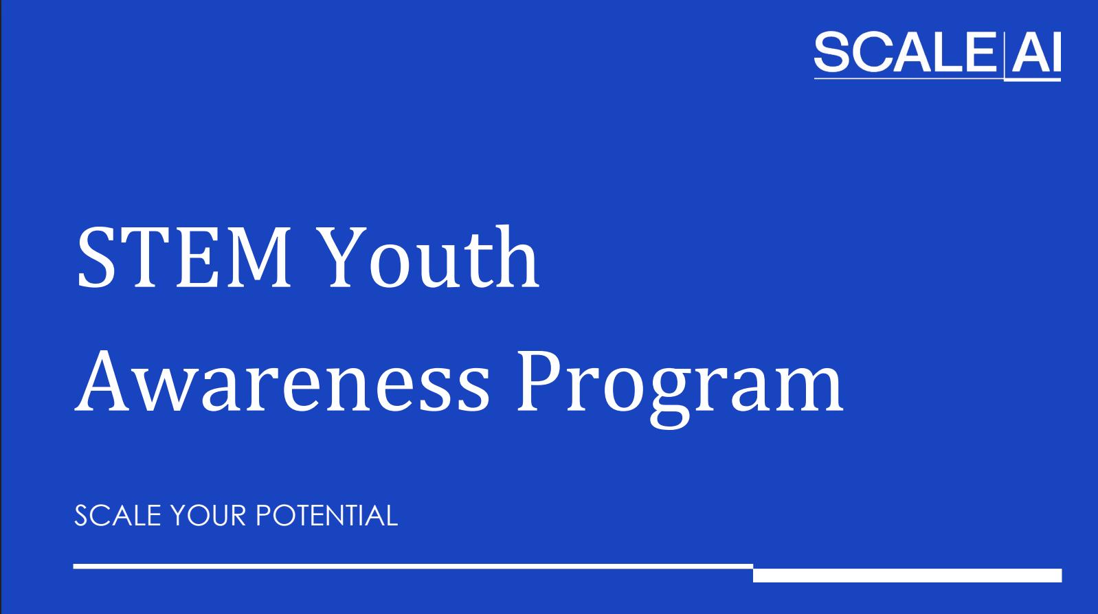 STEM Youth Awareness Program - Video